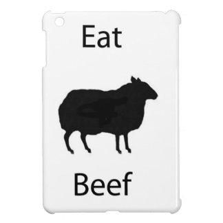 Coma la carne de vaca