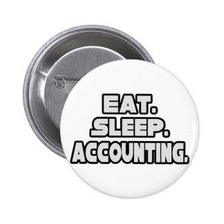 Coma la contabilidad del sueño pins