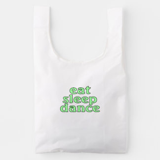 coma la danza del sueño bolsa reutilizable