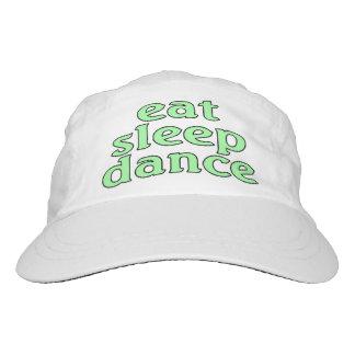 coma la danza del sueño gorra de alto rendimiento