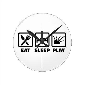 Coma la gaita del sueño relojes