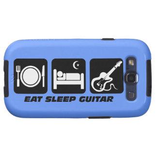 coma la guitarra del sueño samsung galaxy s3 carcasas