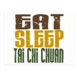 Coma la ji Chuan 1 del Tai del sueño Tarjeta Postal
