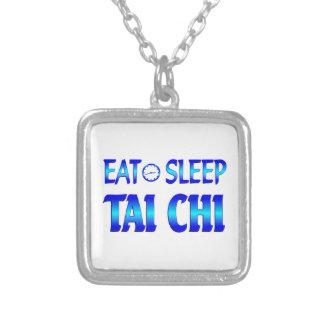 Coma la ji del Tai del sueño Pendiente Personalizado