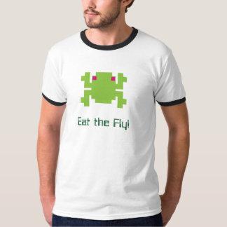 ¡Coma la mosca! Playeras