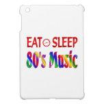 Coma la música de los años 80 del sueño iPad mini protectores