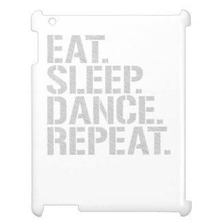 Coma la repetición de la danza del sueño