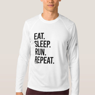 Coma la repetición del funcionamiento del sueño - polera