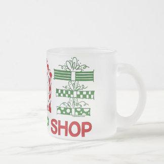 Coma la taza de la tienda del navidad del sueño
