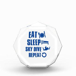 Coma la zambullida de Skye del sueño