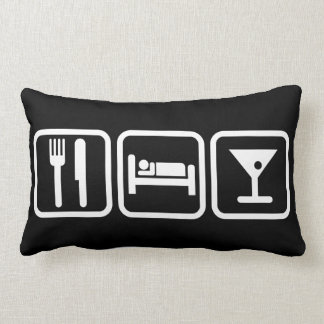 Coma los cócteles del sueño almohadas