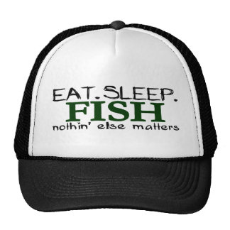 Coma los pescados del sueño gorros