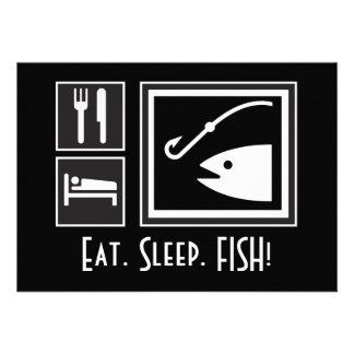¡Coma los PESCADOS del sueño! Le invitan en un via Invitacion Personalizada