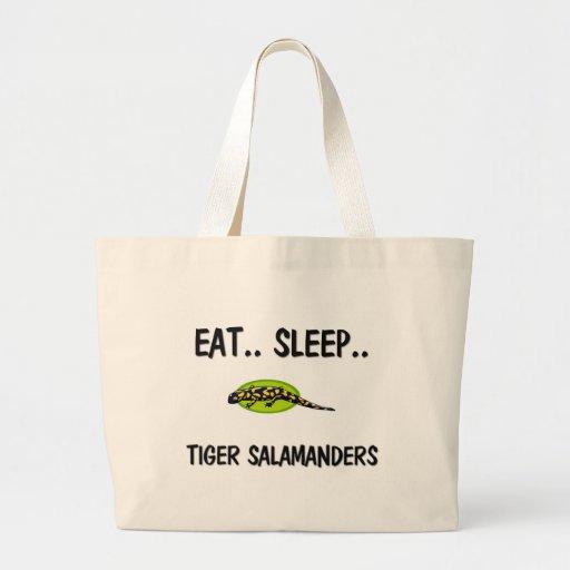 Coma los SALAMANDERS de TIGRE del sueño Bolsas