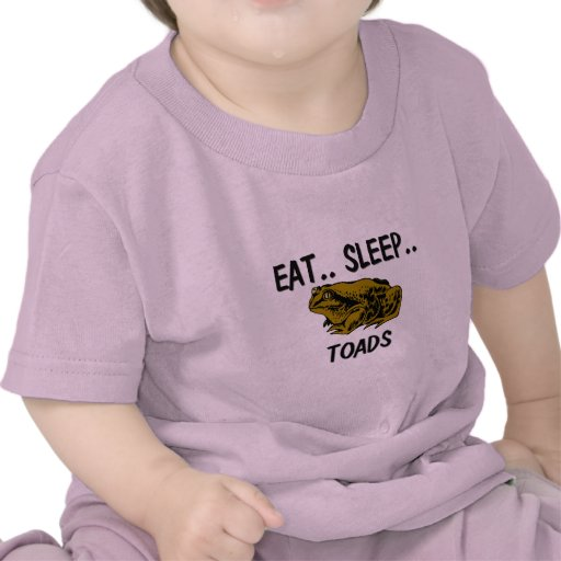 Coma los SAPOS del sueño Camiseta