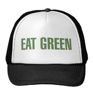 ¡Coma más el verde! Gorra