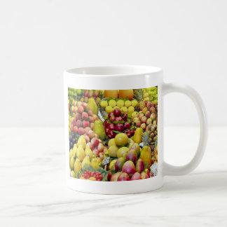 Coma más fruta taza