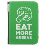 Coma más verdes encienden la caja