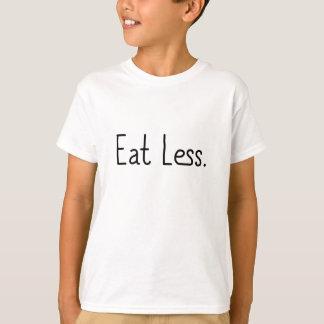 Coma menos playera