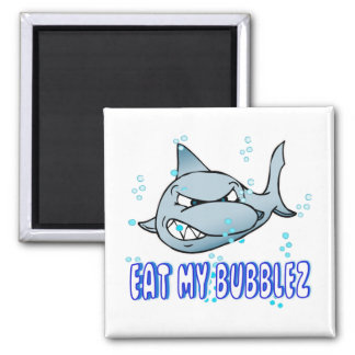 Coma mi Bubblez Imán De Frigorífico
