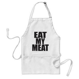 Coma mi carne - delantal