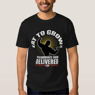 Coma para crecer camisas
