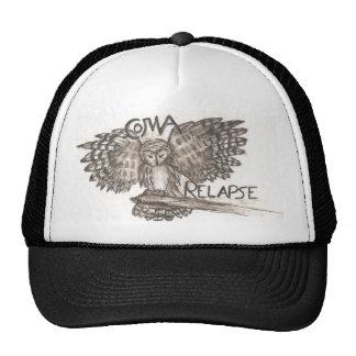 Coma Relapse Trucker Hat