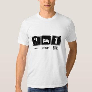 """""""Coma. Sueño. Camiseta de los hombres de la Polera"""