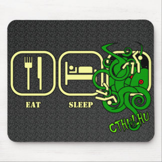 Coma - sueño - Cthulhu Mousepad Tapete De Ratones
