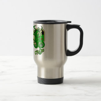Coma - sueño - la taza reutilizable del viaje de C