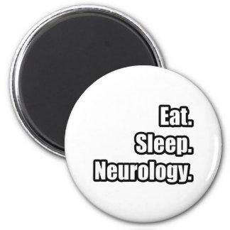 Coma. Sueño. Neurología Imán Redondo 5 Cm