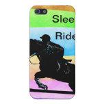 ¡Coma! ¡Sueño! ¡Paseo! Caja de la mota del iPhone  iPhone 5 Carcasas