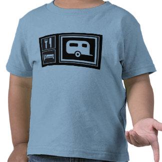 Coma. Sueño. ¡Rv! Camiseta