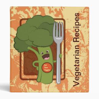 """¡Coma sus veggies! Carpeta 1"""""""