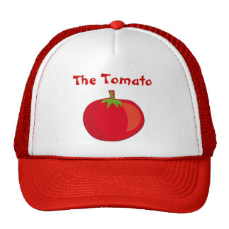 Coma sus Veggies el gorra del jardinero del tomate