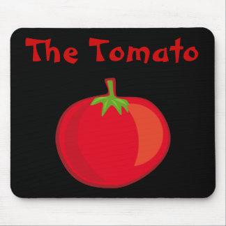 Coma sus Veggies el tomate Mousepad Tapete De Ratón