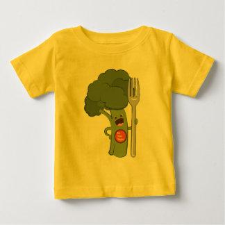 ¡Coma sus veggies! Playeras