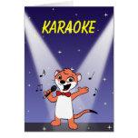 Comadreja de BG 2, Comadreja-mascota, KARAOKE Felicitaciones