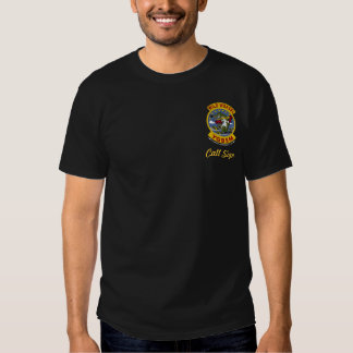 Comadreja salvaje F-105 (camisa oscura) Camisas