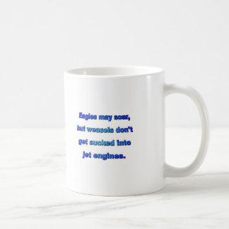 comadrejas taza