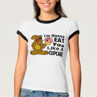 Cómale tienen gusto de una camiseta de la polera