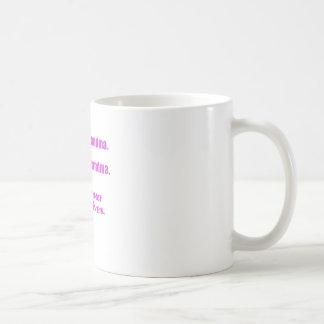 Comamos a la abuela que la gramática ahorra vidas taza de café