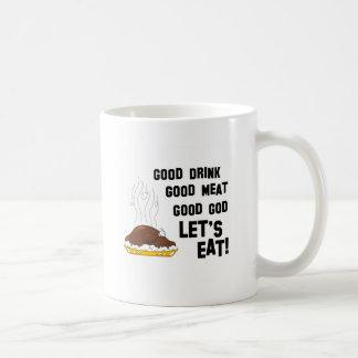¡Comamos! Taza Clásica