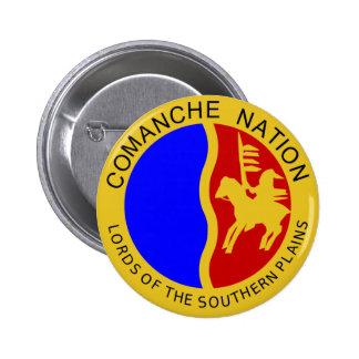 Comanche 2 Inch Round Button