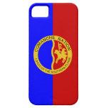 Comanche Flag iPhone 5 Cases