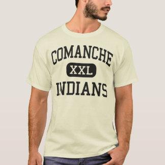 Comanche - Indians - High School - Comanche Texas T-Shirt