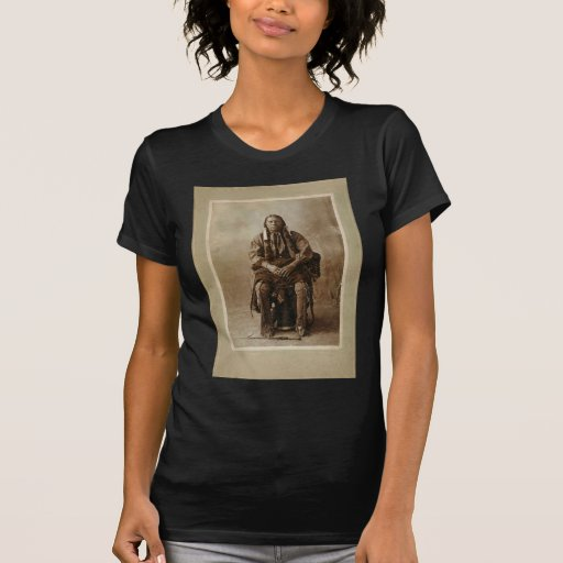 Comanche Medicine Man 1898 T Shirts