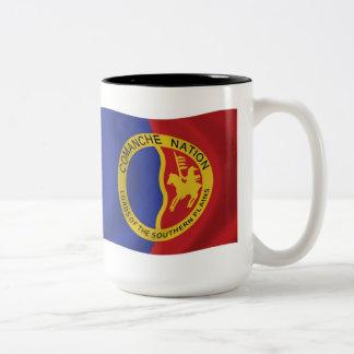 Comanche Nation Flag Mug