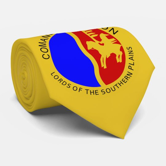 Comanche Nation Tie