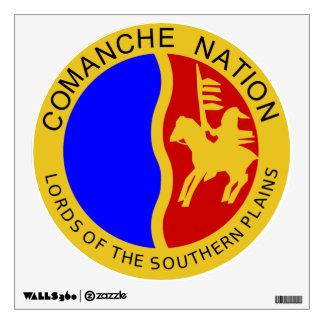 Comanche Nation Wall Sticker